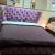 Кровать Life 5 Box Райтон фото в ткани Лофти Слива