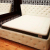 Кровать Life 5 Box фото в кремовой коже