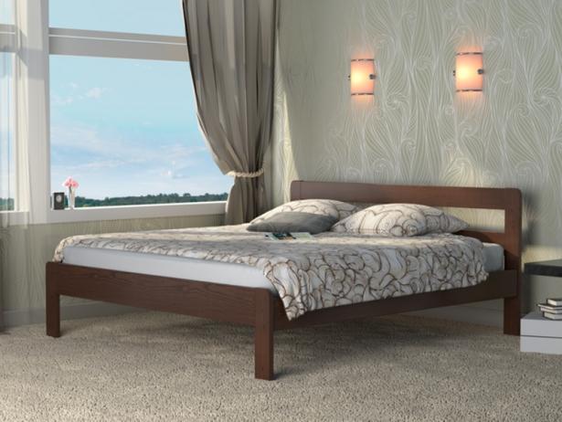 Двуспальная кровать Кредо 1