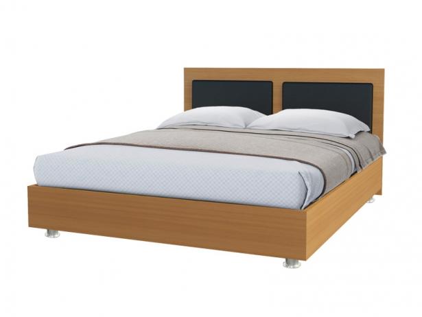 Купить кровать Marla 2 бук-черный