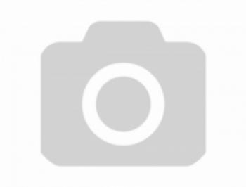 Кровать Домино 2 черно-белая
