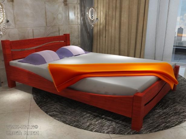 Купить кровать Шале Вэлла клён