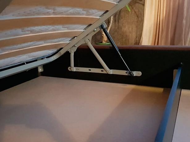 Кровать Varna Орматек подъемный мех-м фото