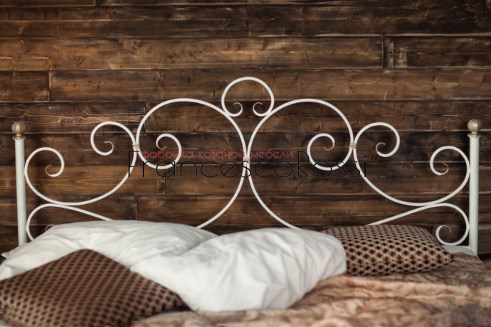 Кровать Francesco Rossi Флоренция с двумя спинками
