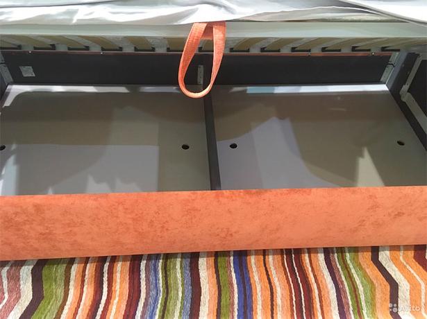 Кровать UNO с подъемным механизмом