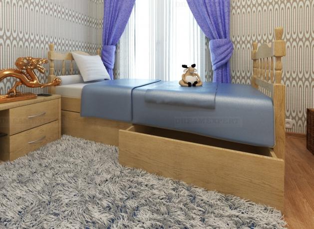 Купить детскую кровать Джованни