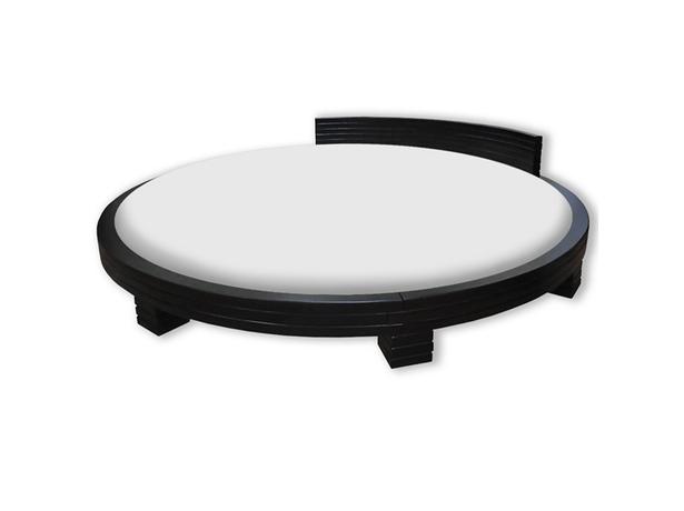 Круглая кровать Арена 1 - венге