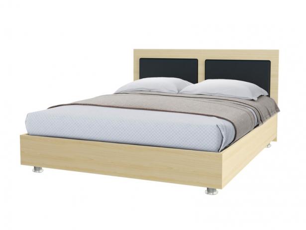 Купить кровать Marla 2 бук бавария-черный