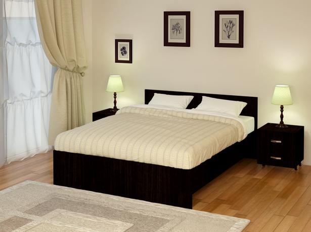 Купить кровать Рено 2 венге