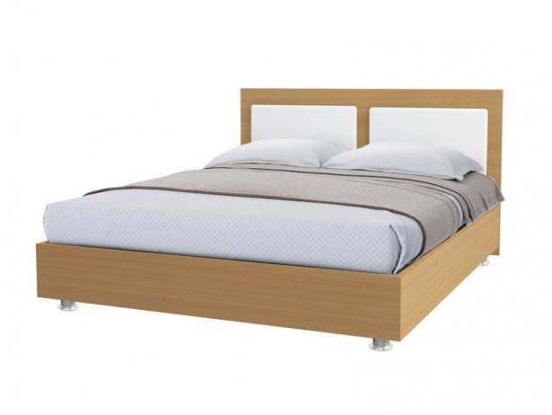 Купить кровать Marla 2 бук-белый