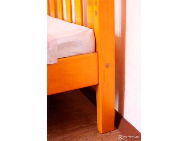 Детская кровать МХ Кроха