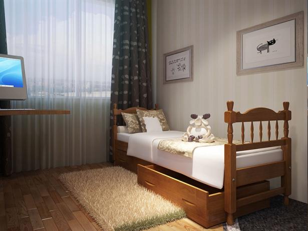 Детская кровать с ящиками Джованни