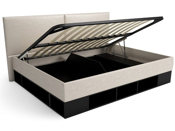 Кровать с подъемныйм механизмом тахта Lancaster