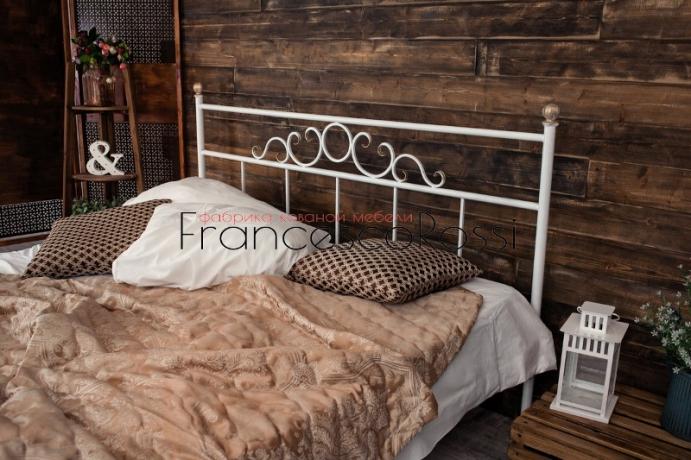 Кровать Francesco Rossi Сандра с одной спинкой