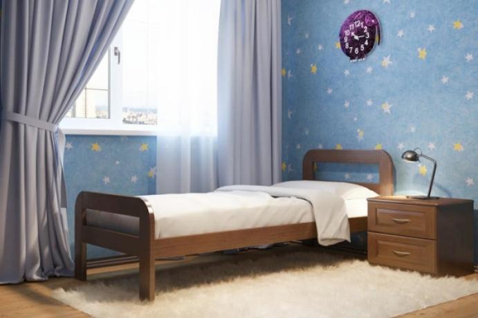 Односпальная кровать Кредо
