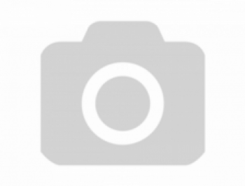 Черная кровать Life 1