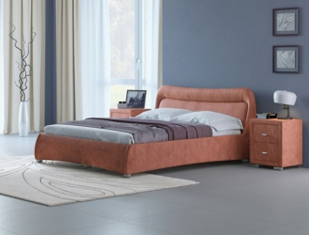 Кровать Corso 5 в ткани