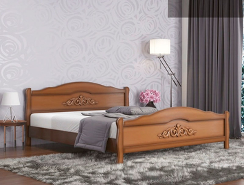 Двуспальная кровать Анастасия СВ