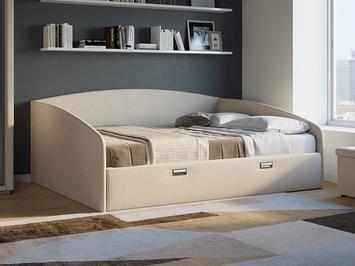 Кровать Bono в ткани