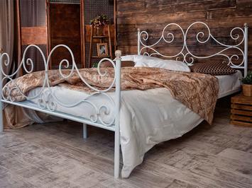 Кровать Francesco Rossi Верона с двумя спинками