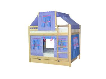 Детская кровать МХ Скворушка-3