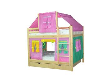 Детская кровать МХ Скворушка-4