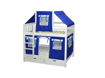 Детская кровать МХ Скворушка-1