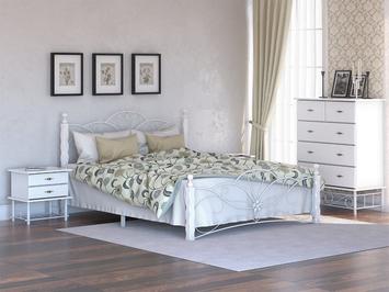 Кровать Garda 11R белая