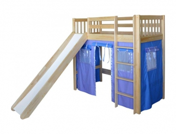 Кровать-чердак детская МХ Трубадур-4