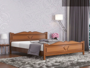 Двуспальная кровать Венеция СВ