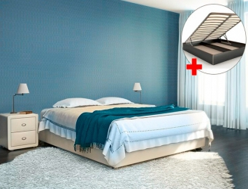 Кровать Аврора с пм