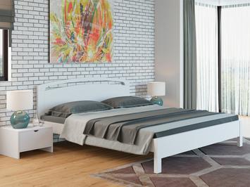 Кровать Веста 1-R Тахта сосна