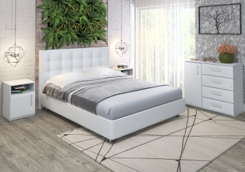Кровать с подъемным механизмом Бэкки