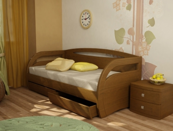 Кровать Вега D1 с ящиками